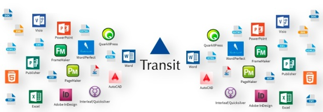 New file formats in Transit NXT