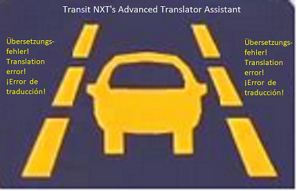 Advanced Translation Assistant Transit NXT